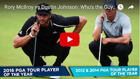 Johnson or McIlroy